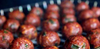 cheese-stuffed jalapeno meatballs