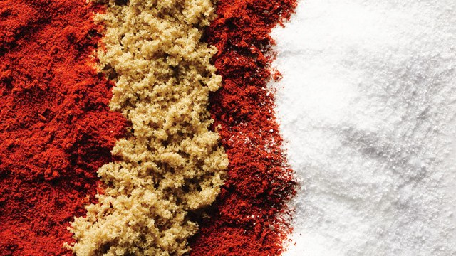 spice rub ingredients