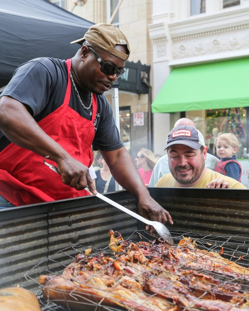 Rodney Scott's Whole Hog BBQ